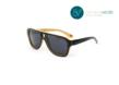 Ocean Aviator Wood frames in bamboo Wood: Polarized sunglasses, Wood spectacles, Prescription Wood Frames, delivered to your door.
