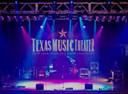 Texas Music Theater stage