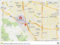 TxtWatcher Maps