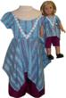 Matching Girl &amp; Doll Pretty Short Sets