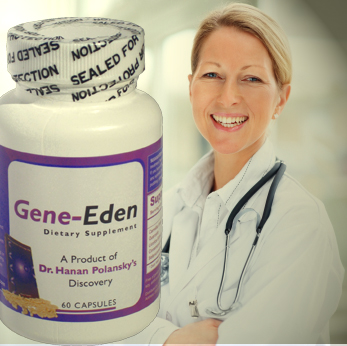 PolyDNA Recommends Gene-Eden-VIR against the Latent Herpes Virus 1