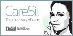CareSil silicones are designed to help care for skin to the extent that NuSil's implant-grade materials care for the internal body.