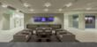 An ideal venue for corporate events and meetings, the flexible lobby area includes adjacent conference rooms that can accommodate large gatherings.