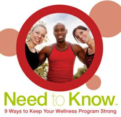 One-Page Employee Wellness Guide: 9 Ways to Keep Your Wellness Program Strong