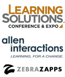 Allen Interactions - Custom e-Learning Development - ZebraZapps - Learning Solutions Conference - Custom eLearning - e-Learning Software