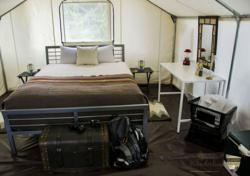 Glamping in Washington State Parks for the Summer of 2013