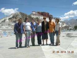 foreign students travel in Tibet, Tibet vacation tour for students