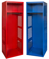 Football Lockers