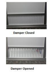 Cleanroom Damper