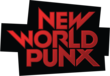 New World Punx - logo spelled out