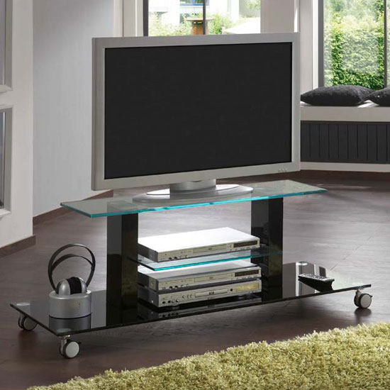furnitureinfashion launched opus glass tv stand   modern home
