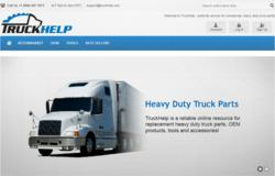 New website for heavy duty truck parts