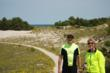 NOVA Scientist and Award-Winning Author Joins Great Freedom Adventures' Eco-Bike Tour on the MA North Shore to Show Recent Storm Damage, Erosion and Collapse of Homes on Plum Island