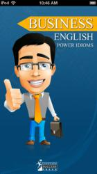 Business English Power Idioms app