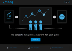 //staq - monetization analytics