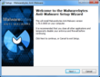 Screenshot of Malwarebytes Enterprise Edition installed