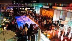 TenTen Wilshire Rooftop Pool