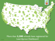LearnSprout Registers 3,300 Schools in Three Months