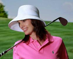 Dinah Shore Golf Sun Hat