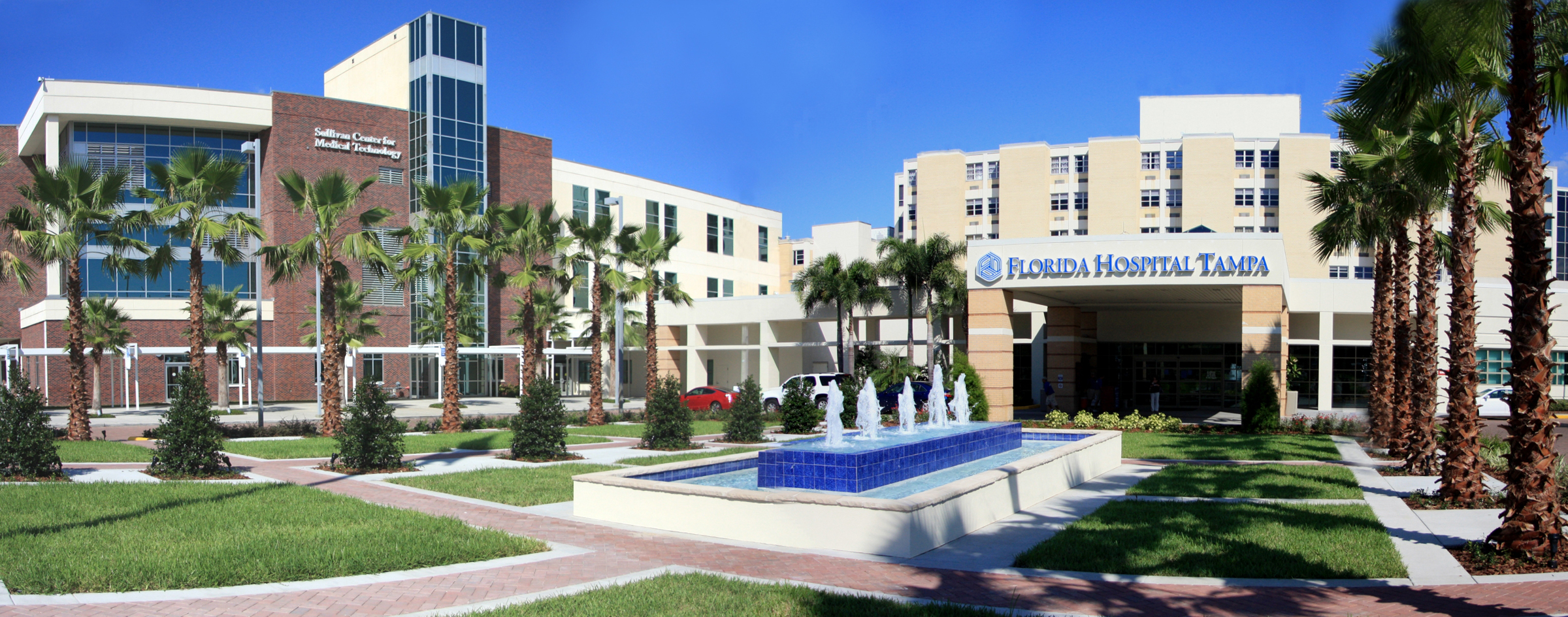 Florida Hospital Tampa is One of Health Care\'s Most Wired Hospitals
