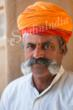 A typical Rajasthani male