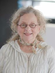 PoemWorks Director Barbara Helfgott Hyett