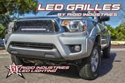 LED Grilles by Rigid Industries