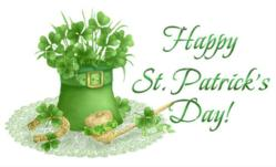 St. Patrick's Day Deals 2013