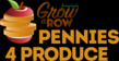 Pennies 4 Produce Logo