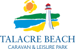 Talacre Beach Logo