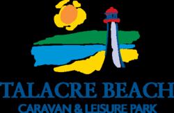 Talacre Beach Logo