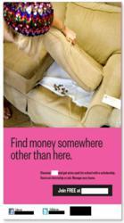 """Found Money"" Campaign"