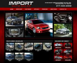 Carsforsale.com Team Releases a New Website for Import Auto Sales Auto Dealership