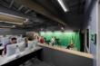 TADA's green screen studio.