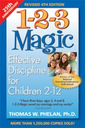 1-2-3 Magic Parenting Book