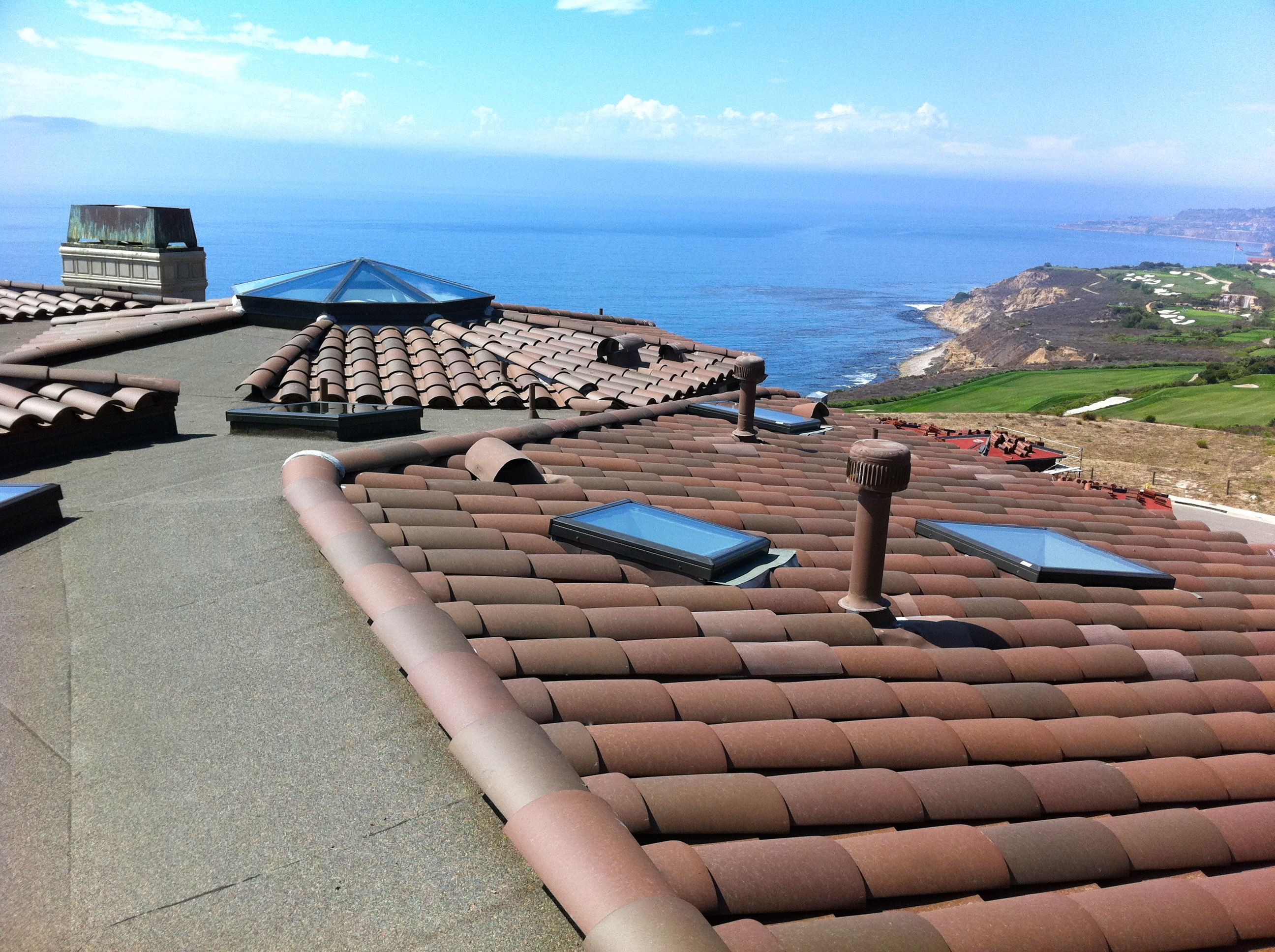 Prominent Los Angeles Roofing Contractor Chandler S