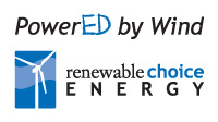 Wind PowerED by Renewable Choice