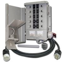EGS107501G2KIT 10 Circuit Generator Manual Transfer Switch Kit