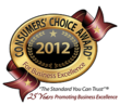 2012 Consumers' Choice Award Winner Atlanta, GA, Columbus, OH, DFW Metroplex, TX