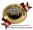 2012 Consumers' Choice Award