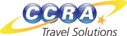 CCRA Travel Solutions logo