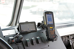 Mobile Mounts for  Fleet Vehicles