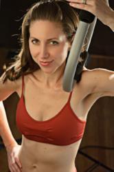 Mariska breland of fuse pilates launches pilates for ms for Breland homes website