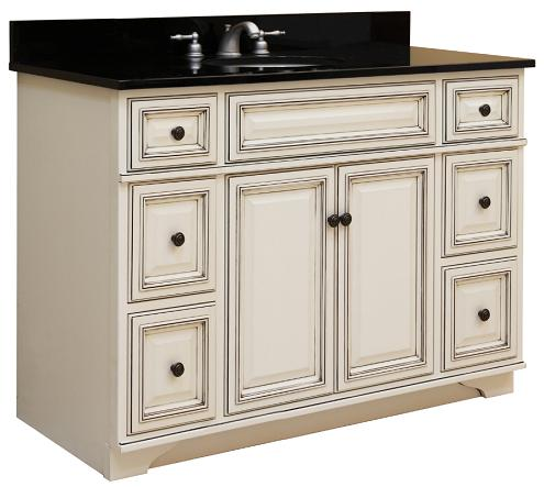 Superb Sanibel Bathroom Vanity From SunnyWood ...