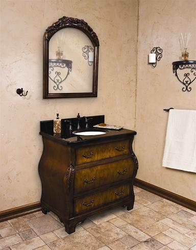 homethangs introduces a tip sheet on french country bathroom