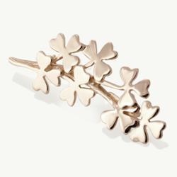 Shamrock Pin, Shamrock Brooch, St Pattys Jewelry, St Patricks Day Jewelry, Celtic Promise