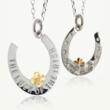 Charm Pendant, Irish Charm, Irish charm pendant, horseshoe pendant, CelticPromise.com