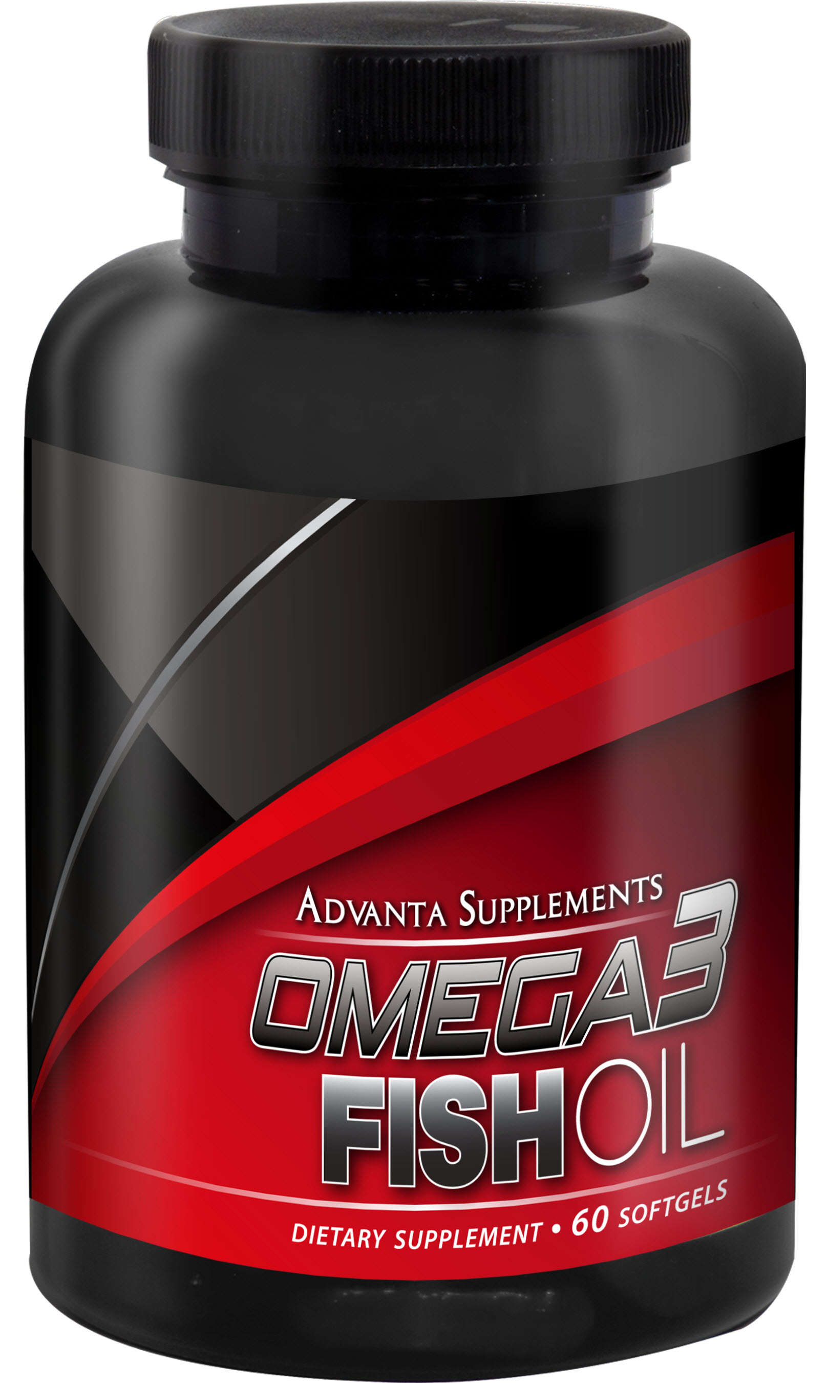 Advanta supplements introduces palate pleasing omega3 fish for Fish oil good or bad