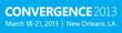 Microsoft Convergence 2013