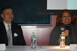 NYWICI March panel speakers left to right: Craig Robinson and Judith Harrison